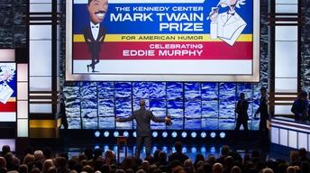 S2015: Eddie Murphy: The Mark Twain Prize — Clip
