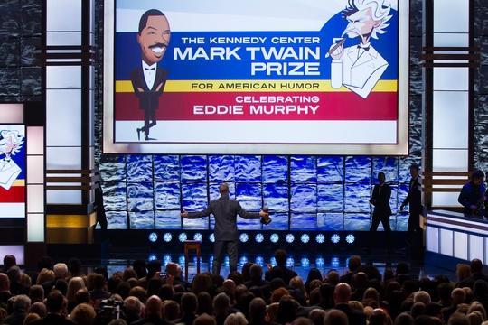 Eddie Murphy: The Mark Twain Prize — Clip