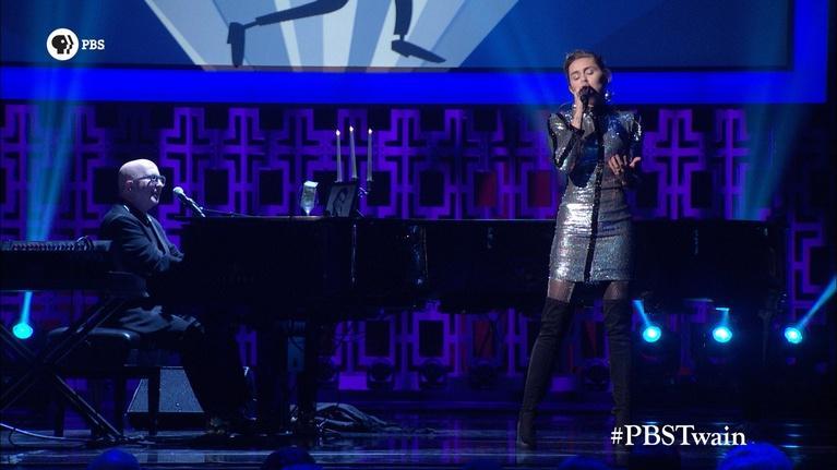 Mark Twain Prize: Miley Cyrus Performs | Bill Murray: The Mark Twain Prize