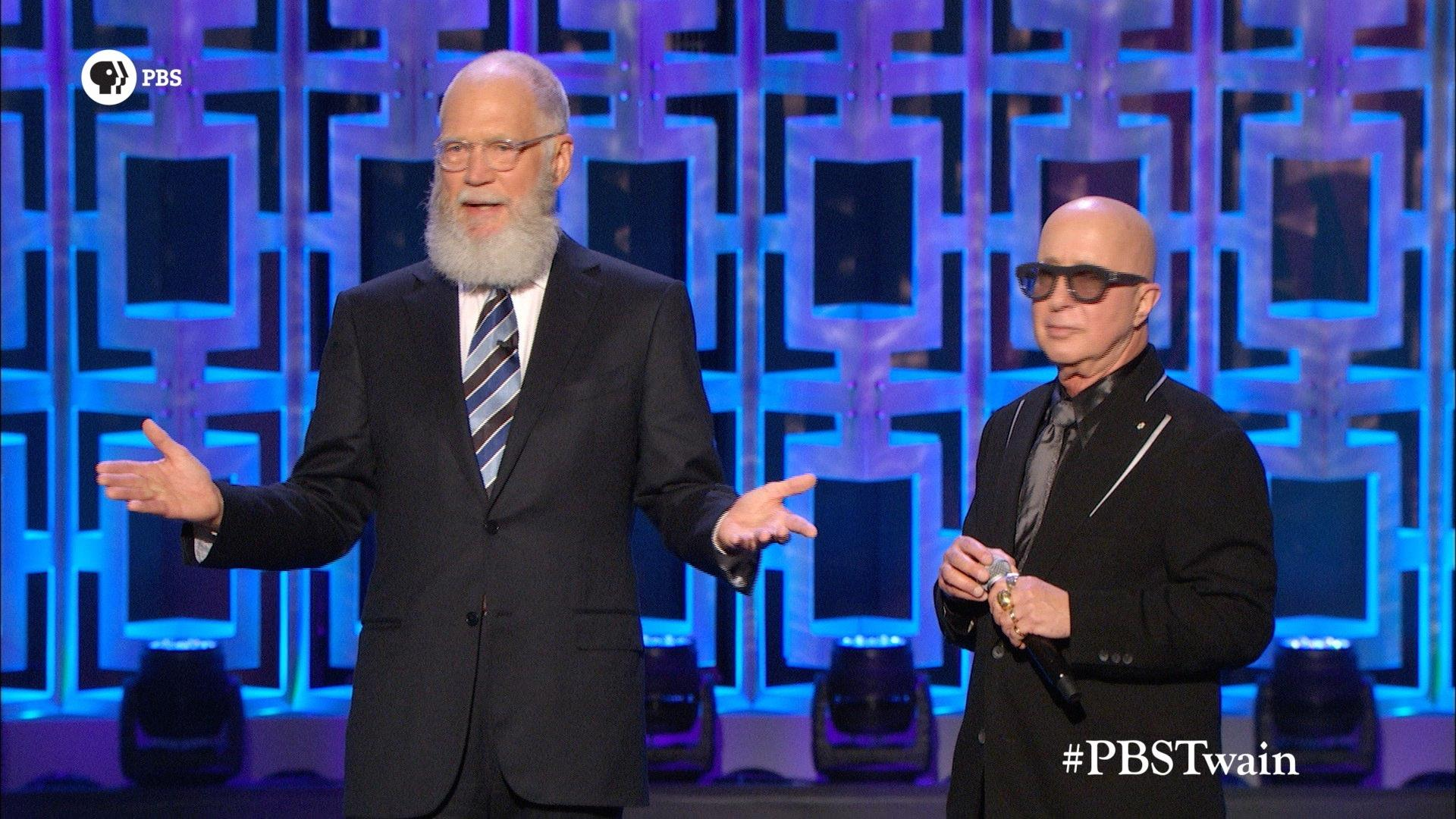 David Letterman Performs | Bill Murray: The Mark Twain Prize