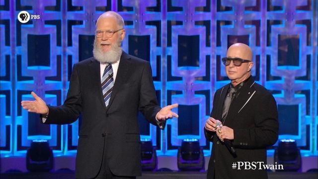 David Letterman Performs | Bill Murray: The Mark Twain Prize