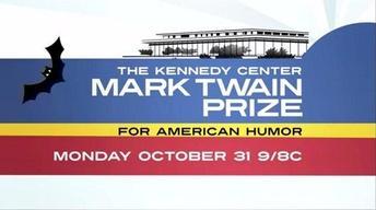 Mark Twain Prize: Will Ferrell Promo