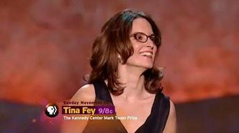 Mark Twain Prize: Tina Fey Preview