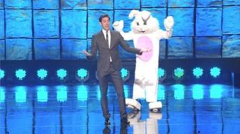 John Krasinski and Jimmy Kimmel