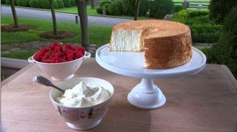 All About Angel Food Cake