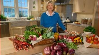 Martha Stewart's Cooking School Season 4 Preview