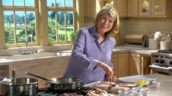 Martha Stewart Talks About Her New PBS Show