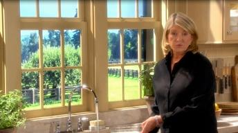Martha Stewart Tip: Washing Rice