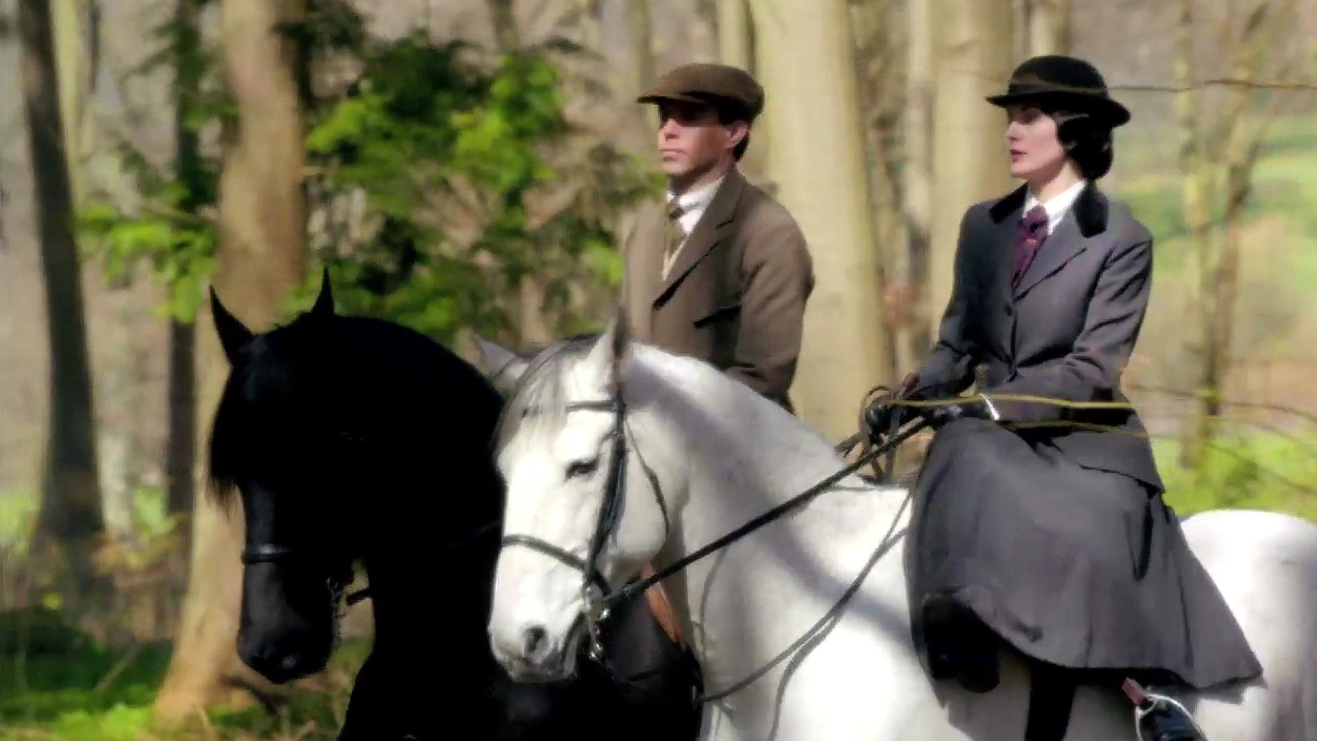 Downton Abbey, Season 4: A Scene from Episode 2 image