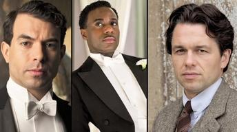 Downton Abbey, Season 4: Who Are the Hunks?