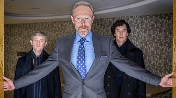 Sherlock, Season 3: Episode 3 Preview