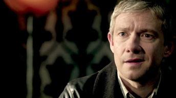 Sherlock, Season 3: A Scene from Episode 3