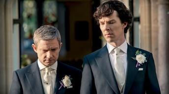 Sherlock, Season 3: The Sign of Three (Episode 2)