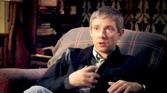 Sherlock, Season 3: Sherlock & John's Chemistry