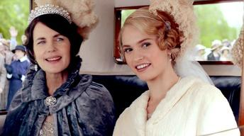 Downton Abbey, Season 4: The Cast and Creators on Episode 8