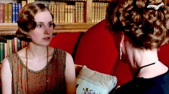 Downton Abbey's Historian Alastair Bruce on Edith's Dilemma