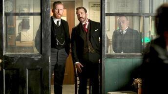 Mr. Selfridge, Season 2: A Scene from Episode 4
