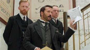 Mr. Selfridge, Season 2: A Scene from Episode 7