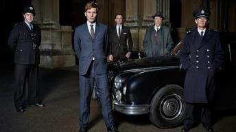 Endeavour, Season 2 Preview