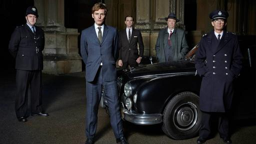 Endeavour, Season 2: Trove Video Thumbnail