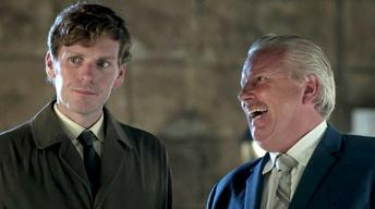 Endeavour, Season 2: A Scene from Episode 1