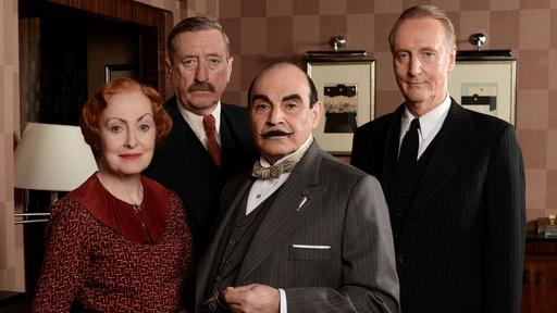 Hercule Poirot, Season 12: The Big Four Video Thumbnail
