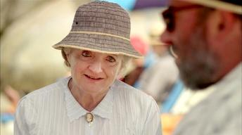 A Scene from Miss Marple: A Caribbean Mystery