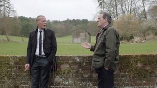 Inspector Lewis, Season 7: A Scene from Entry Wounds