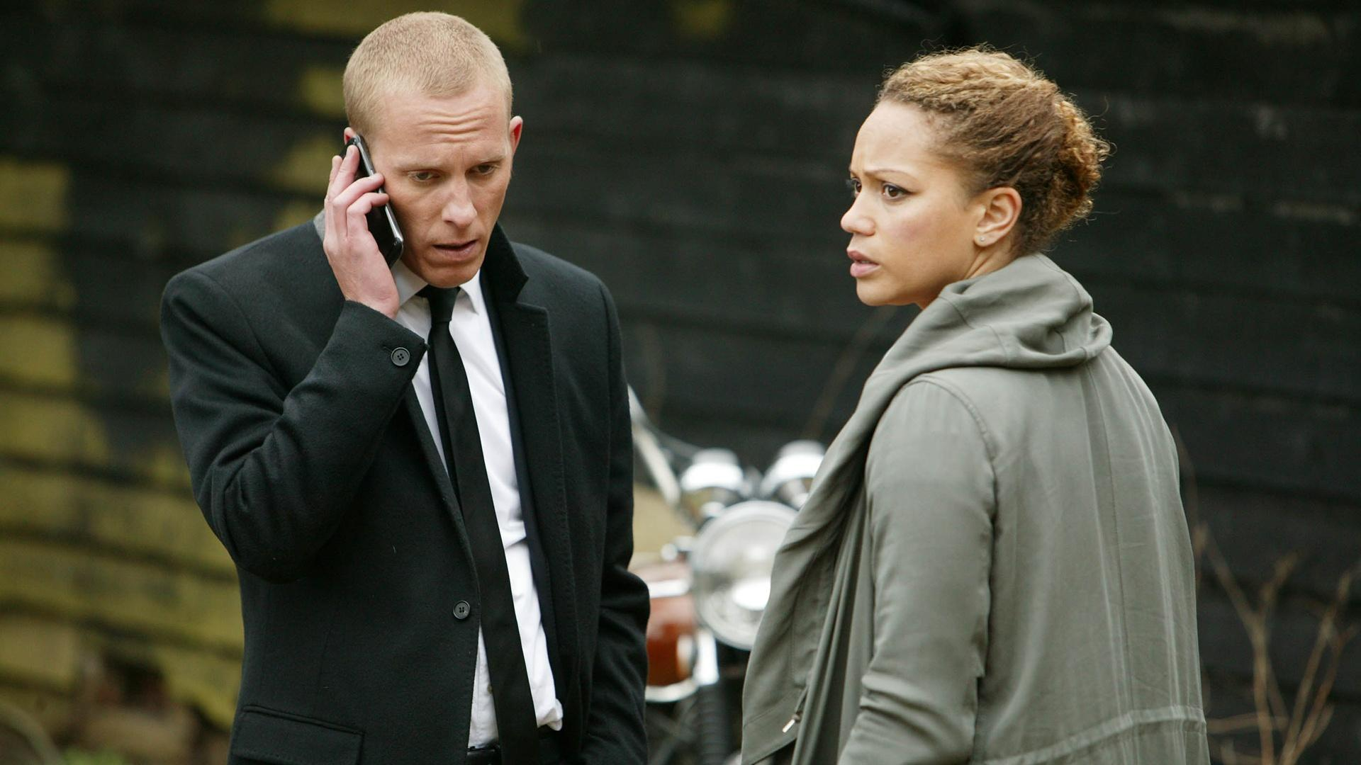 Inspector Lewis, Season 7: Entry Wounds (Episode 1)