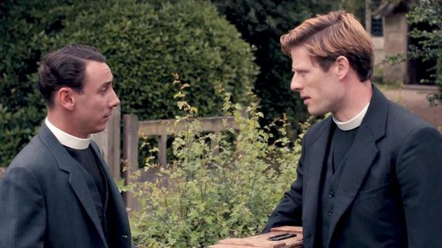 Grantchester: A Scene From Episode 6