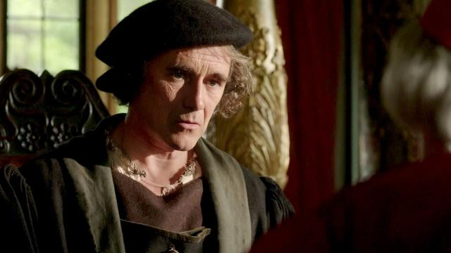 Wolf Hall: Episode 1 Scene