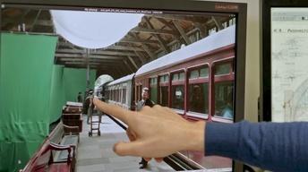 S3: Recreating Paddington Station