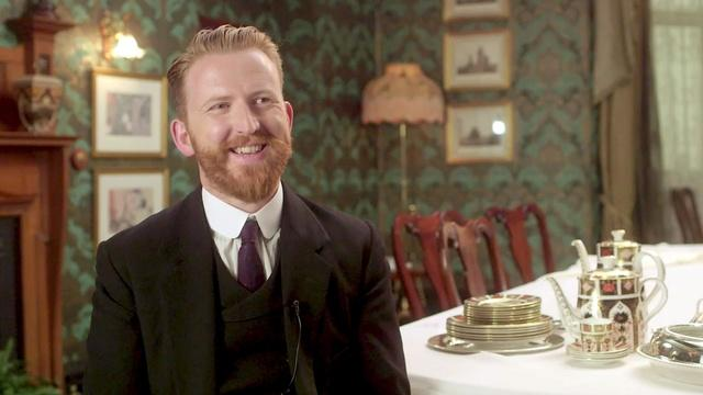 Mr. Selfridge, Season 3: Sets