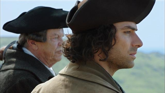 Poldark: Scene From Episode 1