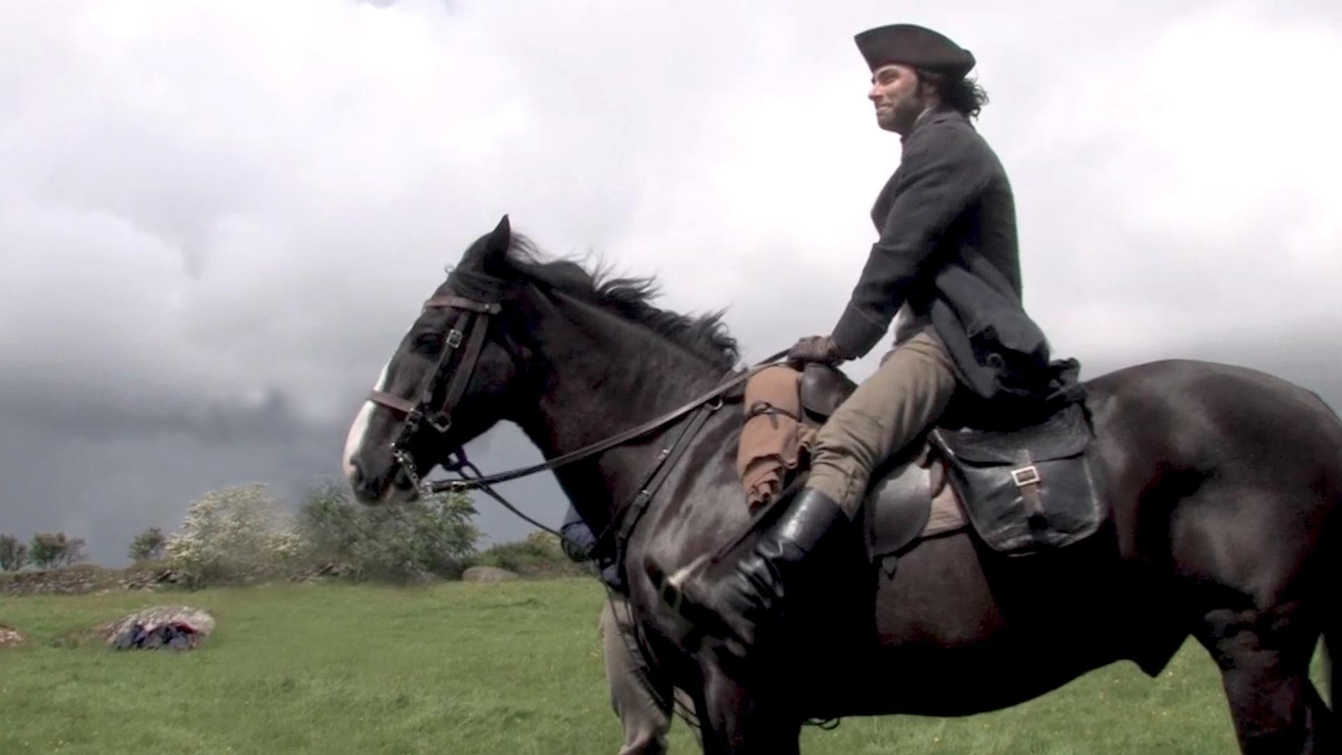 Poldark: Riding Through Cornwall