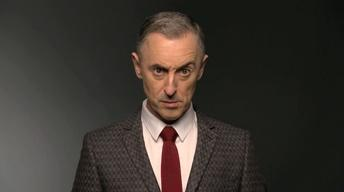Alan Cumming: On His Mysterious Eyebrows