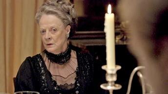 Downton Abbey, Final Season: Dinner Party Drama