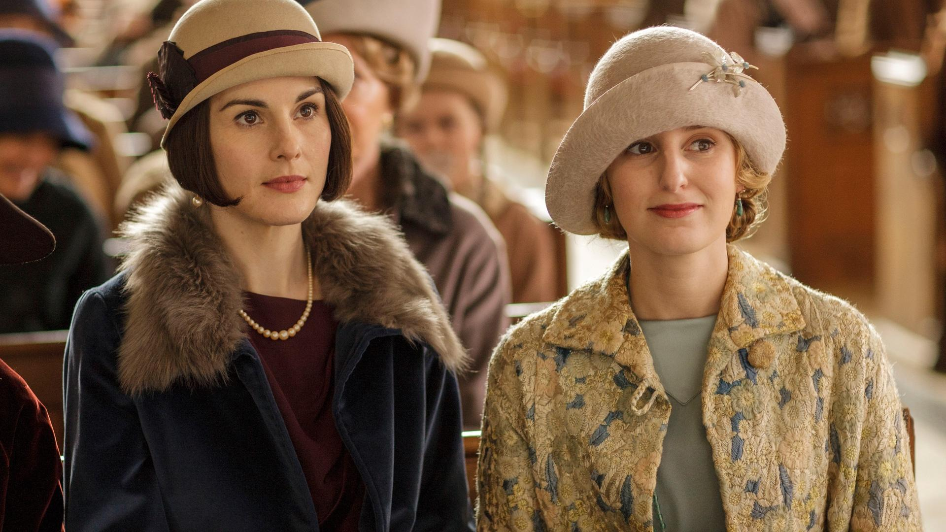 Downton Abbey on Masterpiece