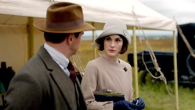 Downton Abbey, Final Season: Episode 5 Scene