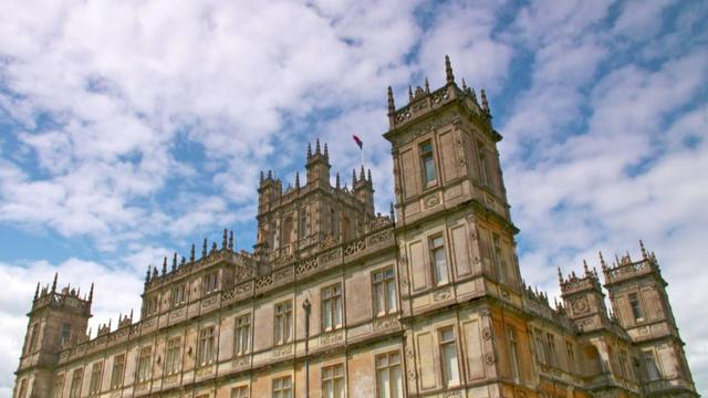 Downton Abbey: Working at Highclere
