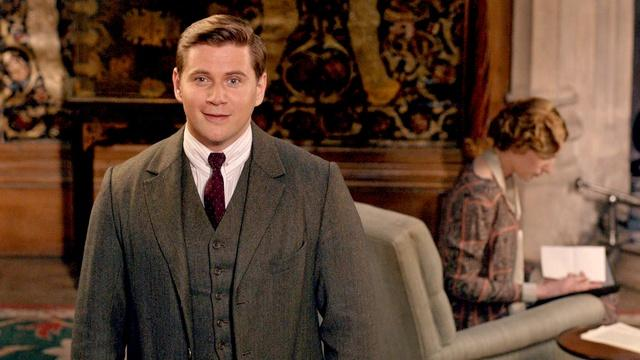 Downton Abbey, Final Season: Episode 6 Scene