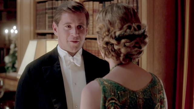 Downton Abbey: Tom Branson, Love Guru