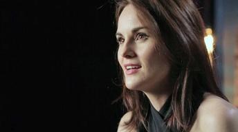 S6: Michelle Dockery's Last Day On Set