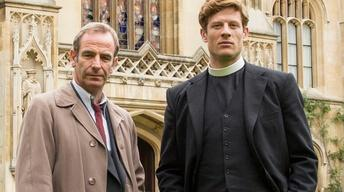 Grantchester, Season 2: Coming March 27