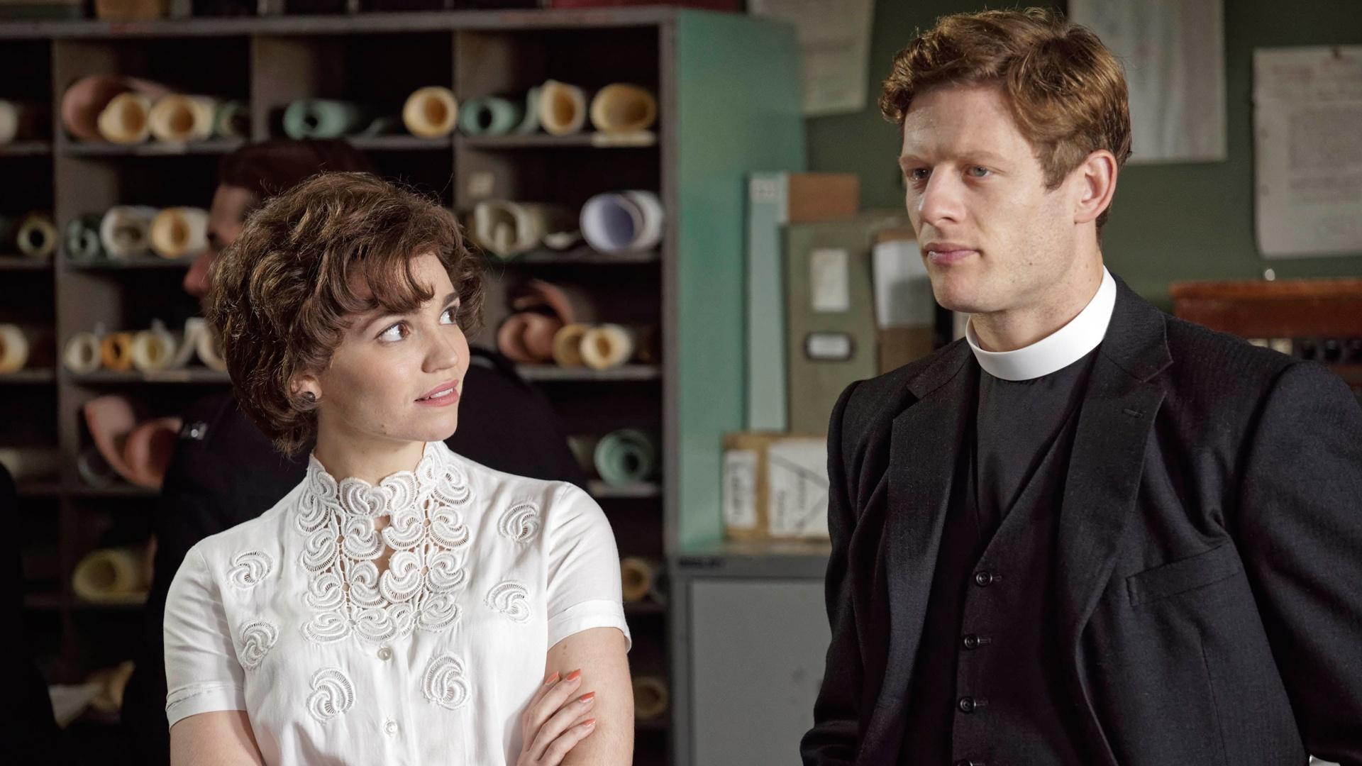 S2: Grantchester, Season 2: Sidney's Love Life