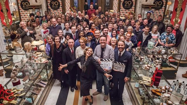 Mr. Selfridge: The Making Of Mr. Selfridge
