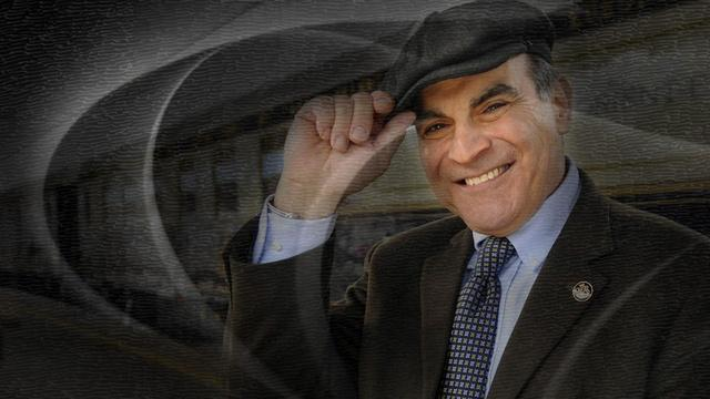 David Suchet on the Orient Express - Preview