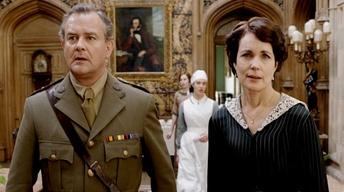 Downton Abbey, Season 2: A Scene from Episode 3