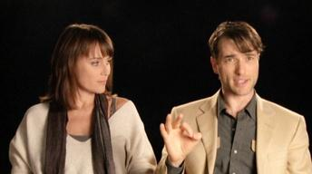 Keeley Hawes and Ed Stoppard on Inspiration from the...