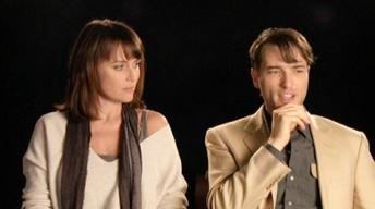 Keeley Hawes and Ed Stoppard on Insights into the Upper...